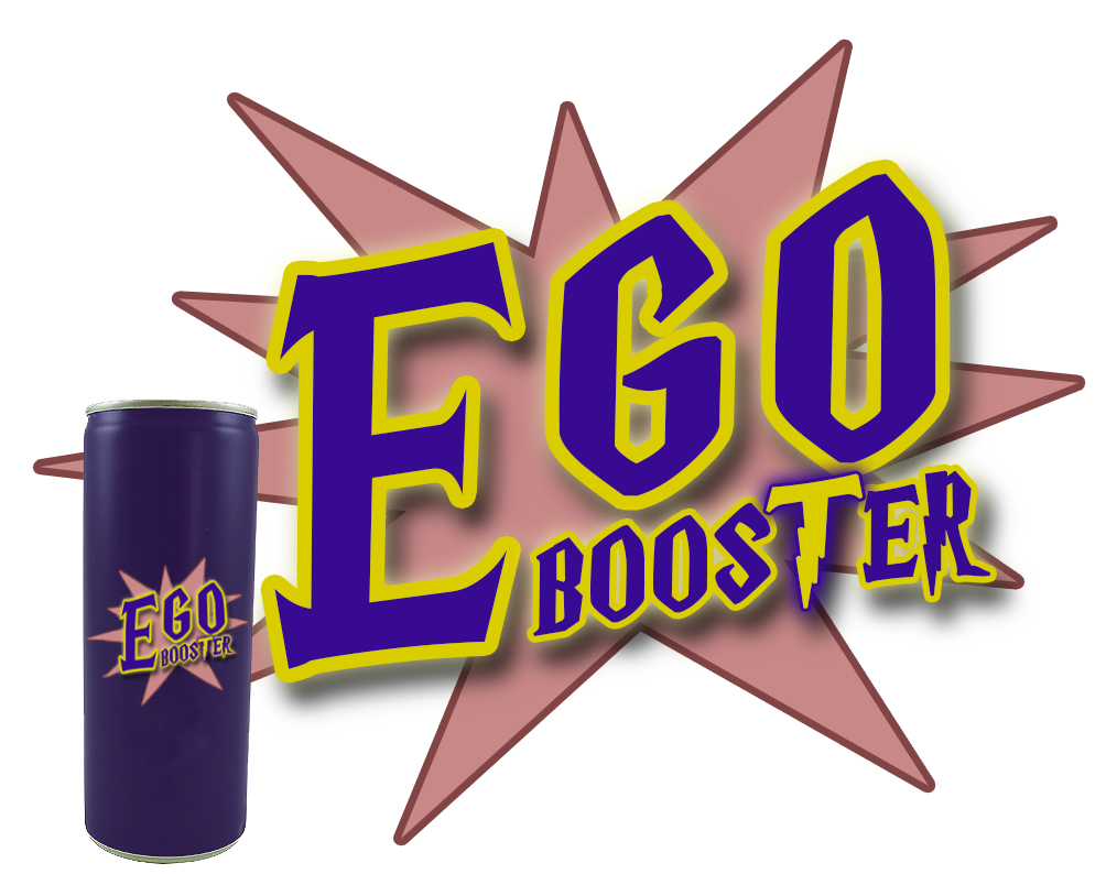 Ego Booster Energy Drink
